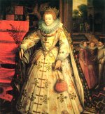 Elizabeth I of England Marcus Gheeraerts the Elder